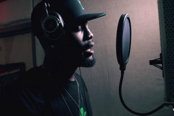 "Casey Veggies' ""Fuck The Fame"" Freestyle"