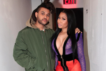 "The Weeknd & Nicki Minaj To Release ""The Hills"" Remix Tonight"
