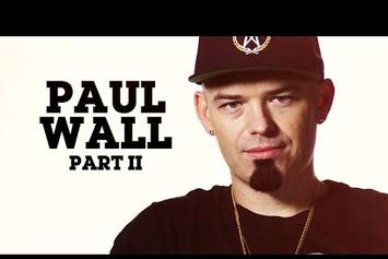 """Paul Wall On Travi$ Scott And The Houston Rap Scene: """"Never Been Healthier"""""""