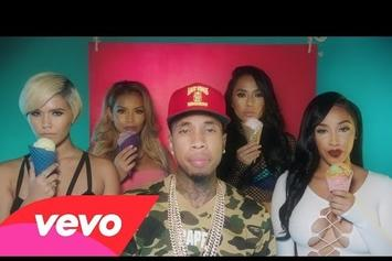 "Tyga ""Ice Cream Man"" Video"