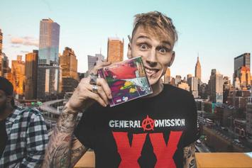 """The Game's """"Documentary 2.5"""" & MGK's """"General Admission"""" First Week Sales"""