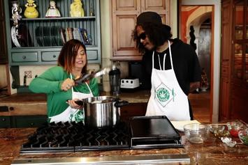 "Ab-Soul Cooks Up Sicilian Cauliflower In ""Smoke In The Kitchen"""