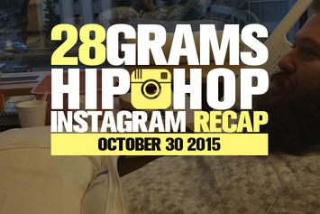 28 Grams: Hip Hop Instagram Recap (Oct 24-30)