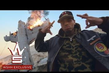 "French Montana Feat. Chris Brown & Migos ""Moses"" Video"