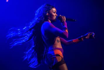 Azealia Banks Reportedly Being Investigated For Attacking Security Guard