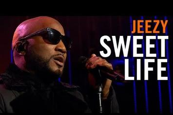 "Jeezy Performs ""Sweet Life"" On The Late Late Show"