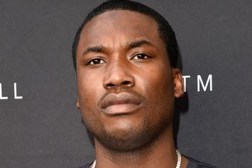Meek Mill Reportedly Claims Protein Shakes Caused Failed Drug Test