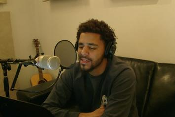 """J. Cole's HBO Documentary """"Road To Homecoming"""" (Episode 1)"""