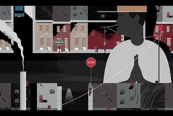 """Watch A Brilliant Animated Remix Of """"The Wire"""" Intro"""
