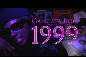 "Gangsta Boo ""1999"" Video"