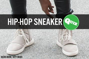 Quiz: How Well Do You Know Your Hip-Hop Sneakers?