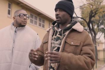 "Jay Rock & Glasses Malone Team Up For ""Project Hero"" Vlog"