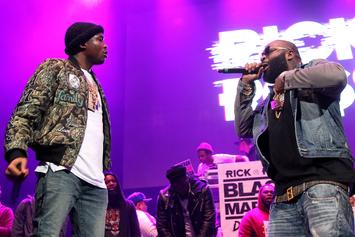 "Meek Mill Disses 50 Cent On ""Gave 'Em Hope"""