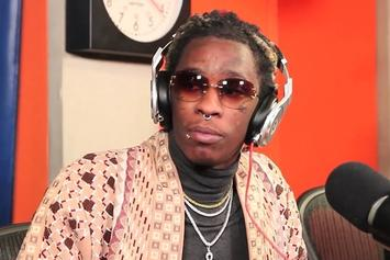 Young Thug Talks Fashion, Recent Beefs, Working With Kanye West & More On Sway's Morning Show