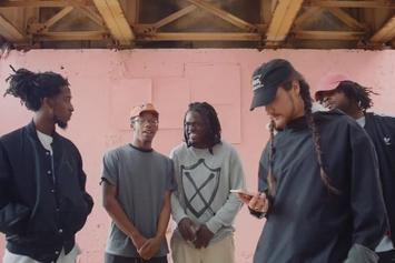 "Towkio Feat. Chance The Rapper ""Clean Up"" Video"