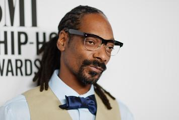 Snoop Dogg's Concert Gear Stolen From SUV