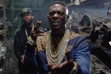 "Boosie Badazz ""Problem"" Video"