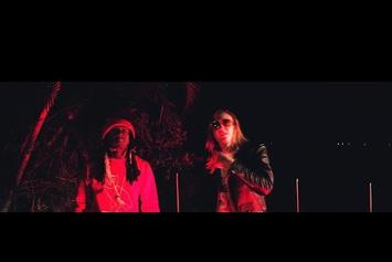 "Baby E & Lil Wayne ""Finessin"" Video"