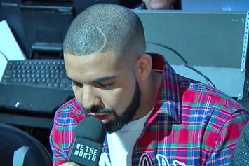 Drake Set To Announce Lineups For NBA All-Star Game