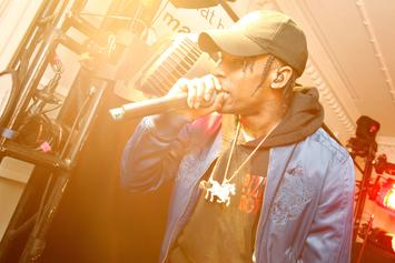 Travis Scott Airs Frustration With His Music Leaking