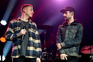 "Stream Macklemore & Ryan Lewis' New Album ""This Unruly Mess I've Made"""