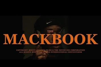 """Curren$y & The Alchemist """"The Mack Book"""" Video"""