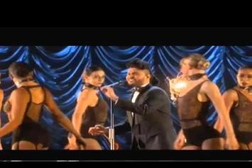 """Watch The Weeknd Perform """"Earned It"""" At The 88th Academy Awards"""