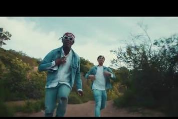 """Lil Yachty Feat. Burberry Perry """"Wanna Be Us"""" Video"""