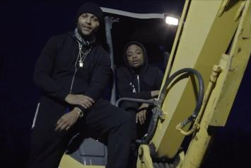"""Hardo Feat. Yung Gee """"Grave Digger"""" Video"""