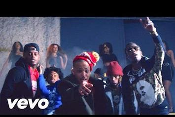 "Bankroll Mafia Feat. T.I., Young Thug, Shad Da God, London Jae ""Out My Face"" Video"