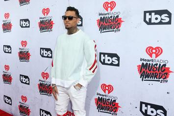 """Chris Brown Says Collaborative """"OHB"""" Mixtape Drops Friday; Followed By New Solo Single"""