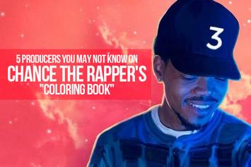 "5 Producers You May Not Know On Chance The Rapper's ""Coloring Book"""