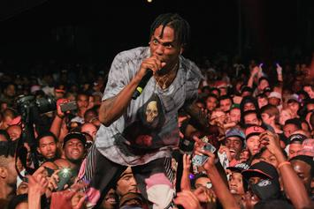 "Travis Scott Blasts 300 For Taking Down ""Pick Up The Phone"""