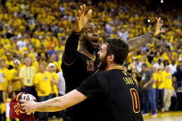 The Cleveland Cavaliers Are Your 2016 NBA Champions
