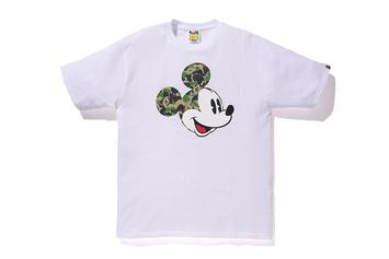"""Bape Teams Up With Disney For A """"Mickey Mouse"""" Capsule Collection"""