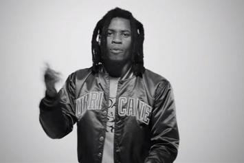 Denzel Curry's XXL Freshman Freestyle
