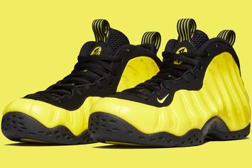 "Nike Is Releasing The ""Wu-Tang"" Foamposites Tomorrow"