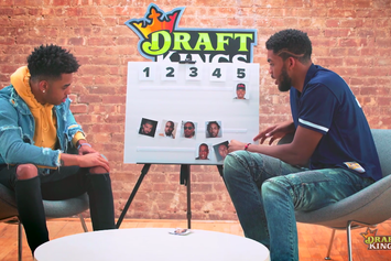 Karl-Anthony Towns And D'Angelo Russell Name Their Top 5 Rappers