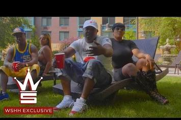 "Jadakiss & Nino Man ""One Dance Remix / Oui Freestyle"" Video"