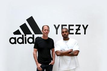 The First Adidas Yeezy Boost 350 V2 Confirmed For September