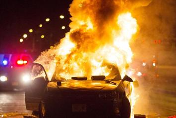Milwaukee Erupts In Violent Protest After Fatal Police Shooting