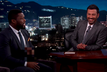 "50 Cent Tells Jimmy Kimmel Why He Was So Mad About The ""Power"" Penis Scene"
