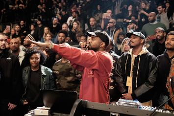 Kanye West To Live Stream Yeezy Season 4 Fashion Show On Tidal Wednesday Afternoon