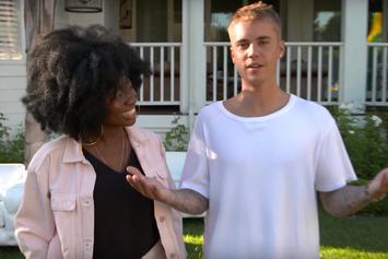 Justin Bieber Shows Off LA Home With BBC Radio 1