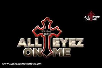 """Watch A New Teaser For Upcoming Tupac Movie """"All Eyez On Me"""""""