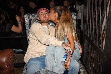 Ariana Grande Confirms Her Relationship With Mac Miller