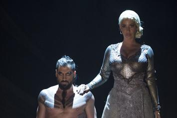 """Watch Amber Rose's """"Game Of Thrones"""" Themed Dancing With The Stars Performance"""