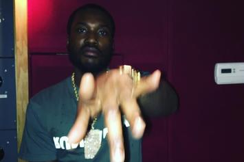 """Meek Mill Teases New Music Off """"DreamChasers 4"""""""
