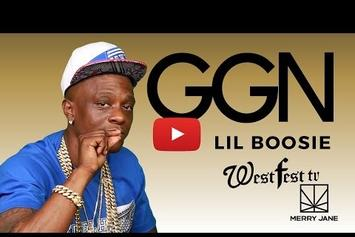 Boosie Badazz Talks Pimp C, Marijuana Laws & No Limit On Snoop Dogg's GGN