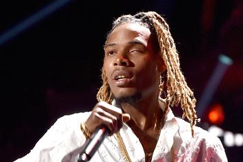 "Fetty Wap Reportedly Sued Over ""Trap Queen"" Beat"
